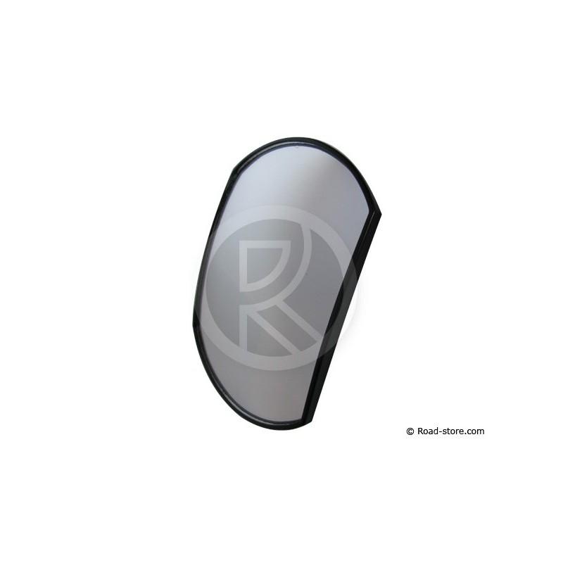 Miroir adh convexe d 39 angle mort 13 5 x 10cm road store for Miroir convexe