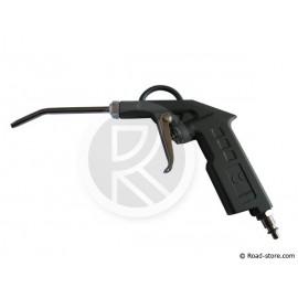 Druckluftpistole Verchromt Hochdruck 12KG/CM2
