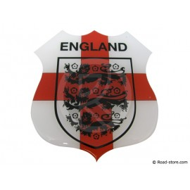"Self-adesive embossed sticker ""ENGLAND"""