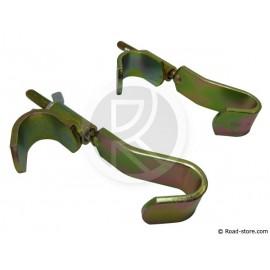 BLOQUE PORTES INT. ACIER CAB. SCANIA SERIE R (tige filete 3,5 cm)