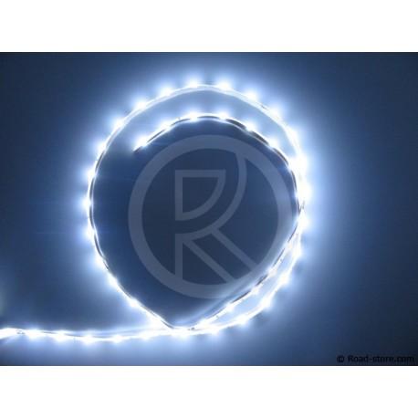 LED-Flexibel Streifen WEIß - 90 cm - 54 LED - 24V