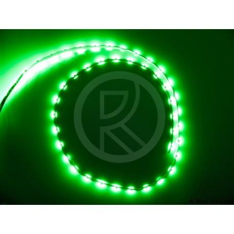 LED-Flexibel Streifen GRÜN - 90 cm - 54 LED - 24V