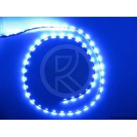 Flexibles Band Adhesiv 54 Leds 90cm 12V Blau