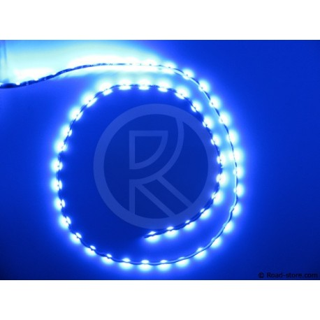 Flexible à LED BLEU - 90 cm - 54 LEDS - 24V