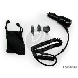 Ladekabel SONY-ERICSSON Phones 3Bits  12/24V