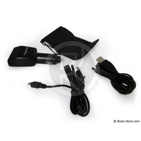 Ladegerät NINTENDO DS LITE/DSi/DSi XL 2 PORTS USB 12V