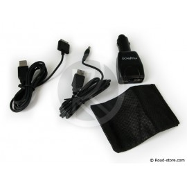 Ladegerät Sony PSP/PSP GO 2x USB 12V