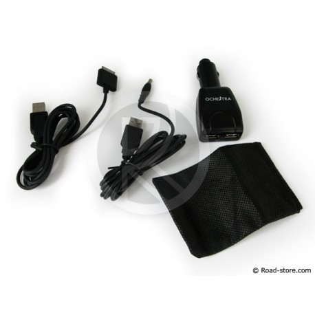 Gleichstrom 12 Volt Autoladegerät für Sony PSP und PSP gehen