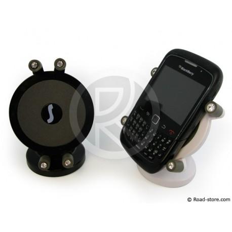 Support universel rotatif à 360° Spécial MP3, MP4, iPod, iTouch, et autres petits appareils électroniques…