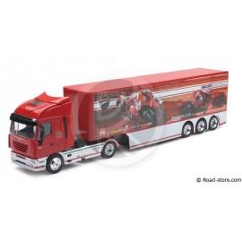 Truck scale models 1:43 Iveco Stralis Dugati Moto GP 2010