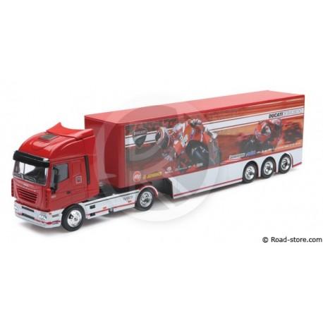 LKW-Miniaturemodelle 1:43 Iveco Stralis Dugati Moto GP 2010