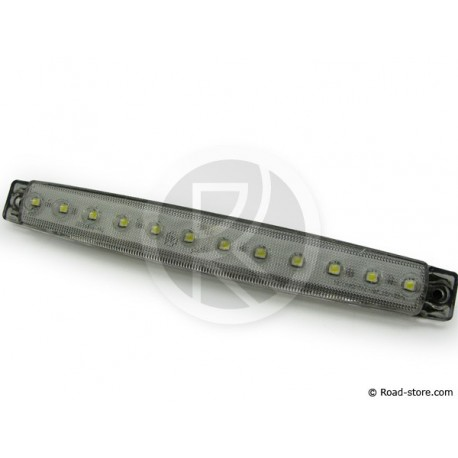 Smart 12 leds side / front mark light - 24V - White