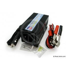 Convertisseur de tension 2500W - 24V CC en 220 à 240V CA