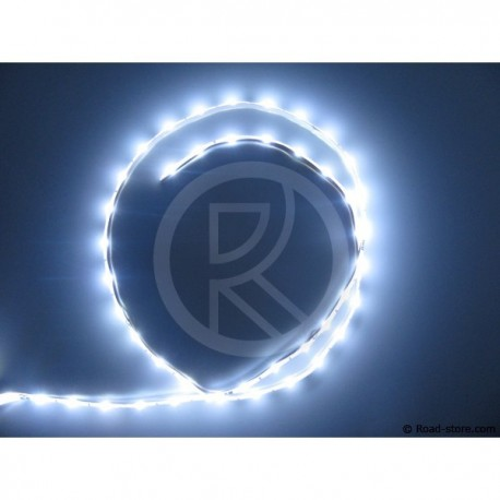LED-Flexibel Streifen WEIß - 1M - 40 LED - 24V