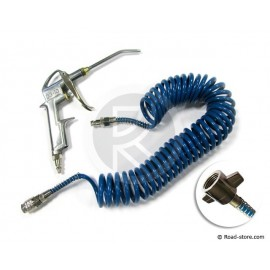 Air duster gun for IVECO and DAF 5M