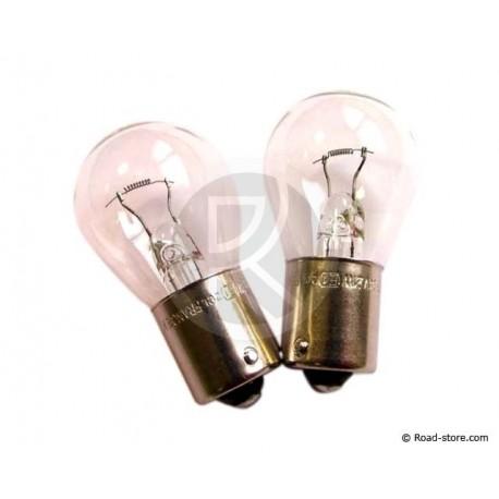 2x Glühlampen PY21W 24V 21W Philips
