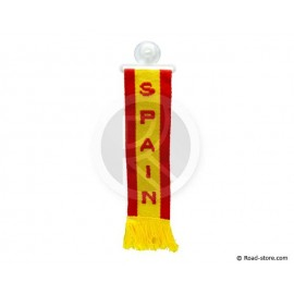 Mini-scarf Spain 5x22cm