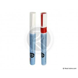 MARKIERSTIFT Rot x1 + weiß x1