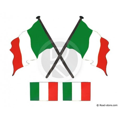 Flags 4x Italy