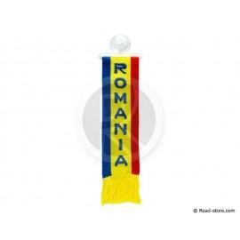 Mini-Schal Rumänien 5x22cm