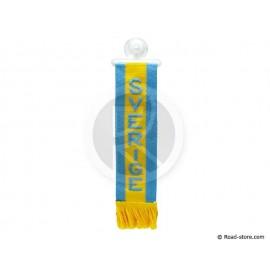 Mini-Schal Schweden 5x22cm