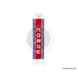 MINI-SCARF NORGE 5 x 22 CM