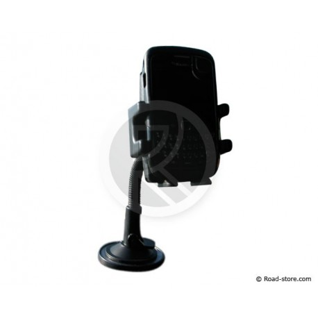 Suction cup base for GPS, PDA and Smartphones