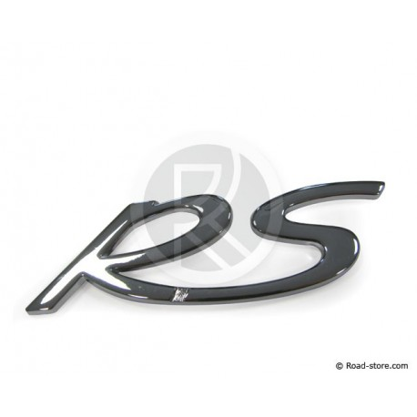 Verchromte Dekoschilder - RS - selbstklebend - 3D