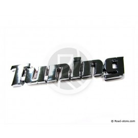 "DECORATION ""TUNING"" ADH CHROME 10 CM"