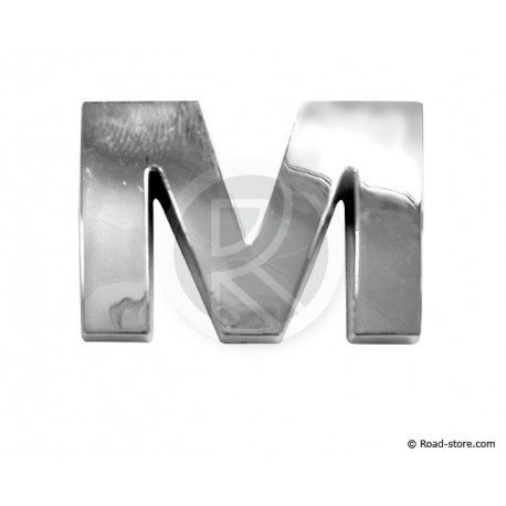 M CHROME 68mm