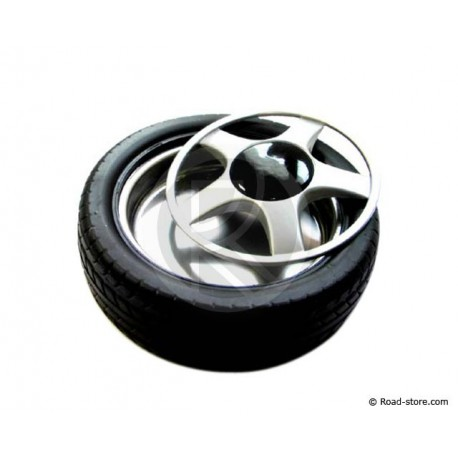 Ashtray shaped wheel Large Model