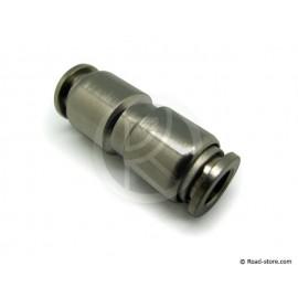 Schnellverbinder 6mm Chrom