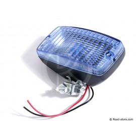 Permanent Light BLUE 24V