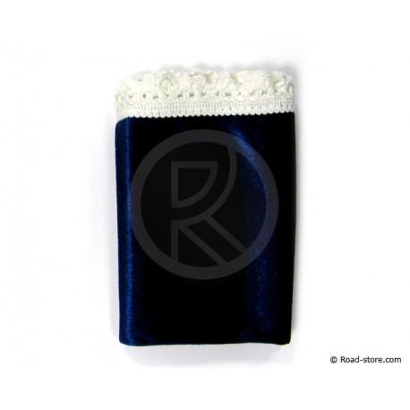 Carpet Dashboard 50 x 28 cm Blue/White