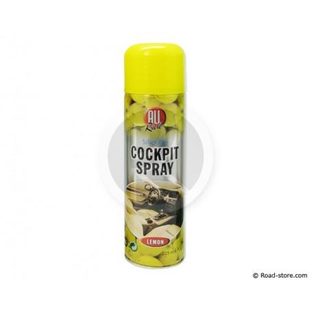 Cockpit spray lemon