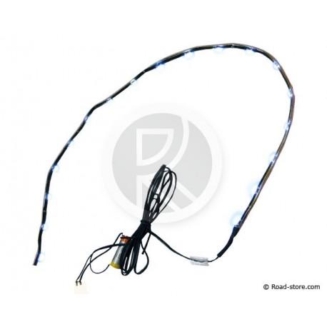 Universal headlight led string 12V - 50 cm