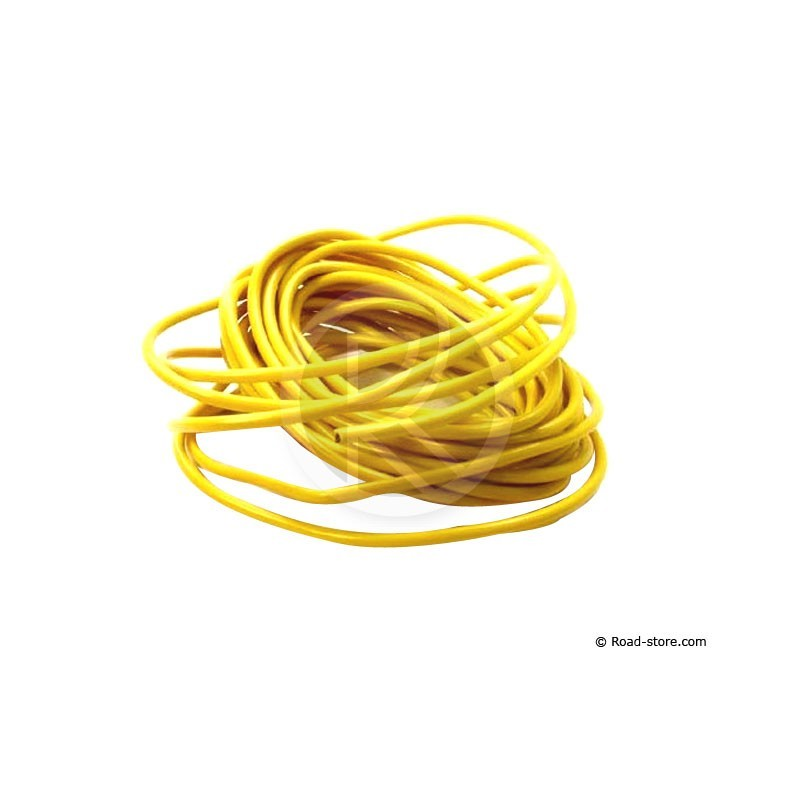 elektrisches kabel gelb road store. Black Bedroom Furniture Sets. Home Design Ideas