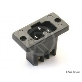 Stecker für Zigarettenanzünder 3-Pin Buchse 10/250V