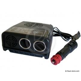 Voltage converter 24 V to 12 V 96 W