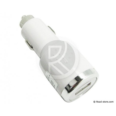 PRISE USB SUR AC 12/24V 1000mA