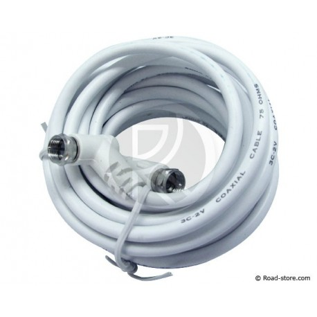 COAXIAL CABLE FOR TV ANTENNA - 3.5 M