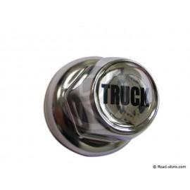 Truck nut caps chrom TRUCK 33mm x10