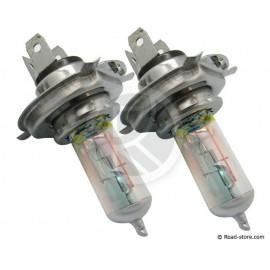 """Bulbs H4 P43T """"XENON MEGA WHITE"""" 12V 60/55W x2"""