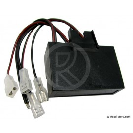 Electric relais 2 tons for horn 24V DC