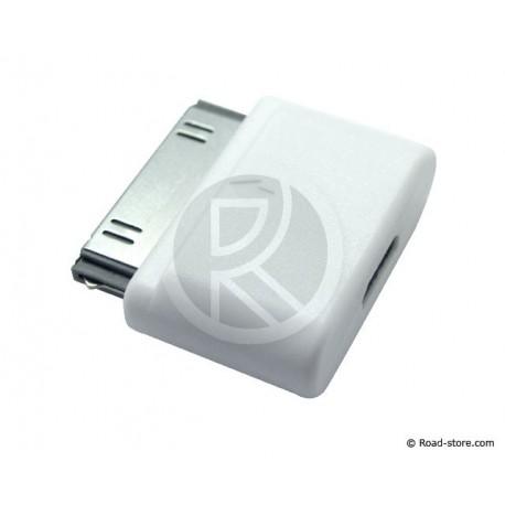 ADAPTATEUR MICRO USB VERS iPHONE