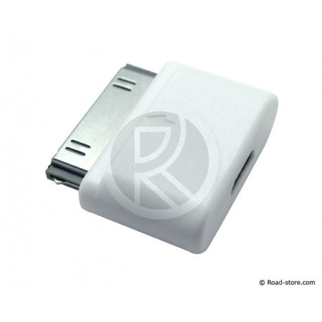 Micro USB adaptor for iPhone