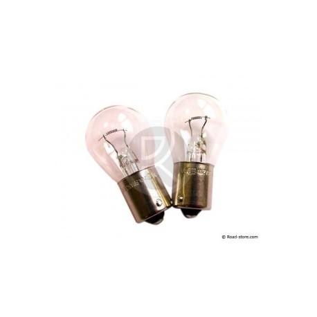 Glühlampe BA15S 24V 21W x2