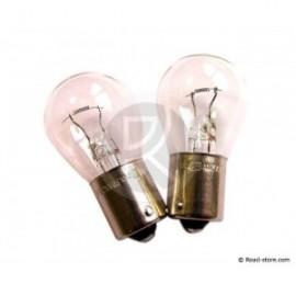 Bulb BA15S 21W 12V x2