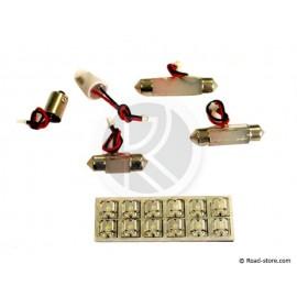 PLAFONNIER MINI 12 LEDS 12V