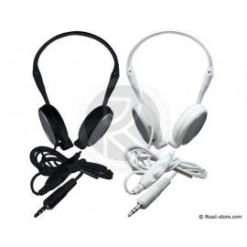 Stereo Kopfhörer Schwarz oder Weiß